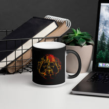Load image into Gallery viewer, Dark side of the Force Matte Mug