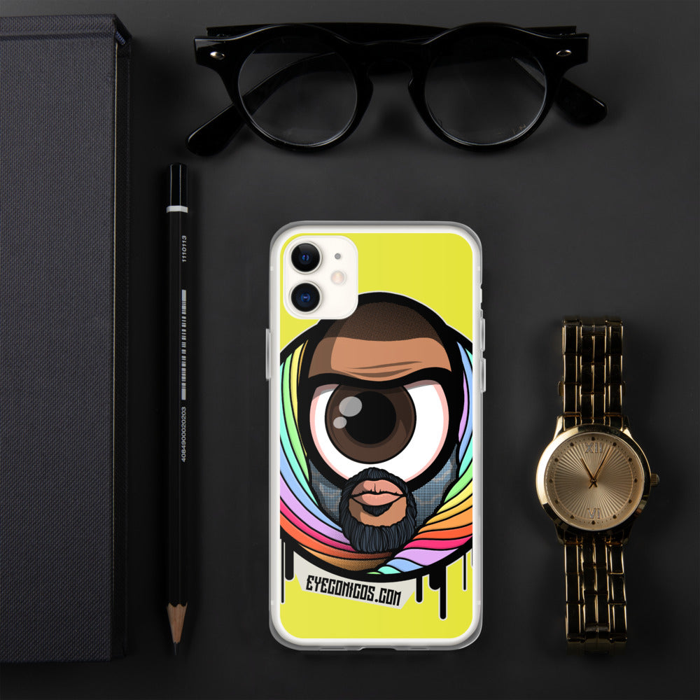 Eye West iPhone Case