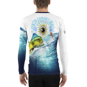 CENTER CONSOLE Men's Rash Guard