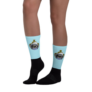 Eye MJ Socks