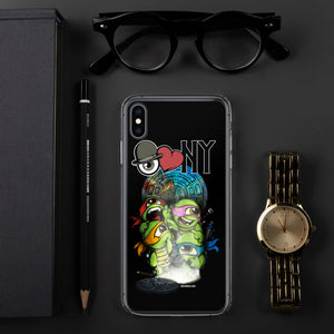 iPhone Case EYE LOVE NY