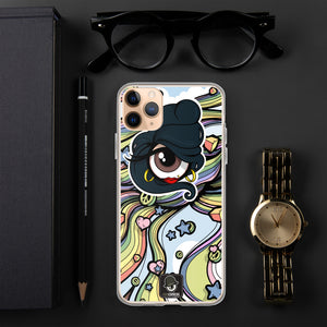 Eye Amy iPhone Case