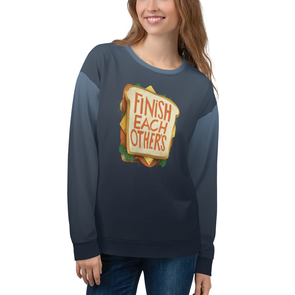 Finish Sweatshirt