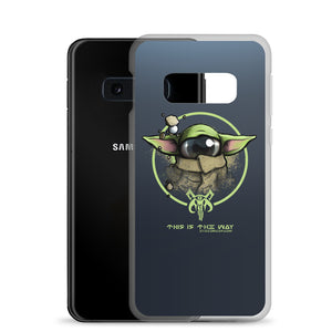 THE CHEYELD Samsung Case