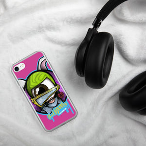 BAD bEYEby iPhone Case