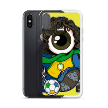 Load image into Gallery viewer, eye BRASIL iPhone Case