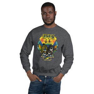 LED EYES Sweatshirt