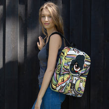 Load image into Gallery viewer, Eye Amy Backpack