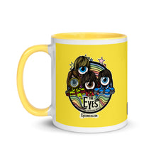 Load image into Gallery viewer, THE EYEs Mug