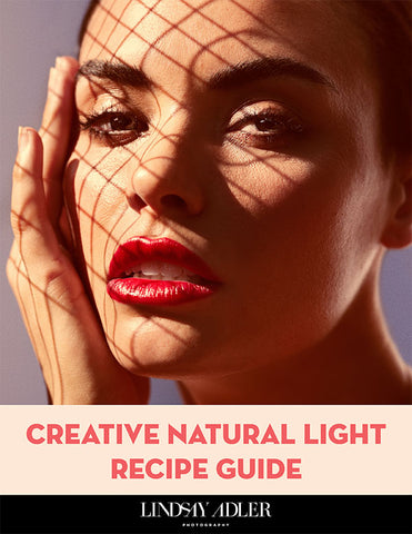 Creative Natural Light Recipe Guide