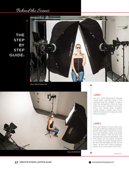 Creative Studio Lighting Guide (ebook)
