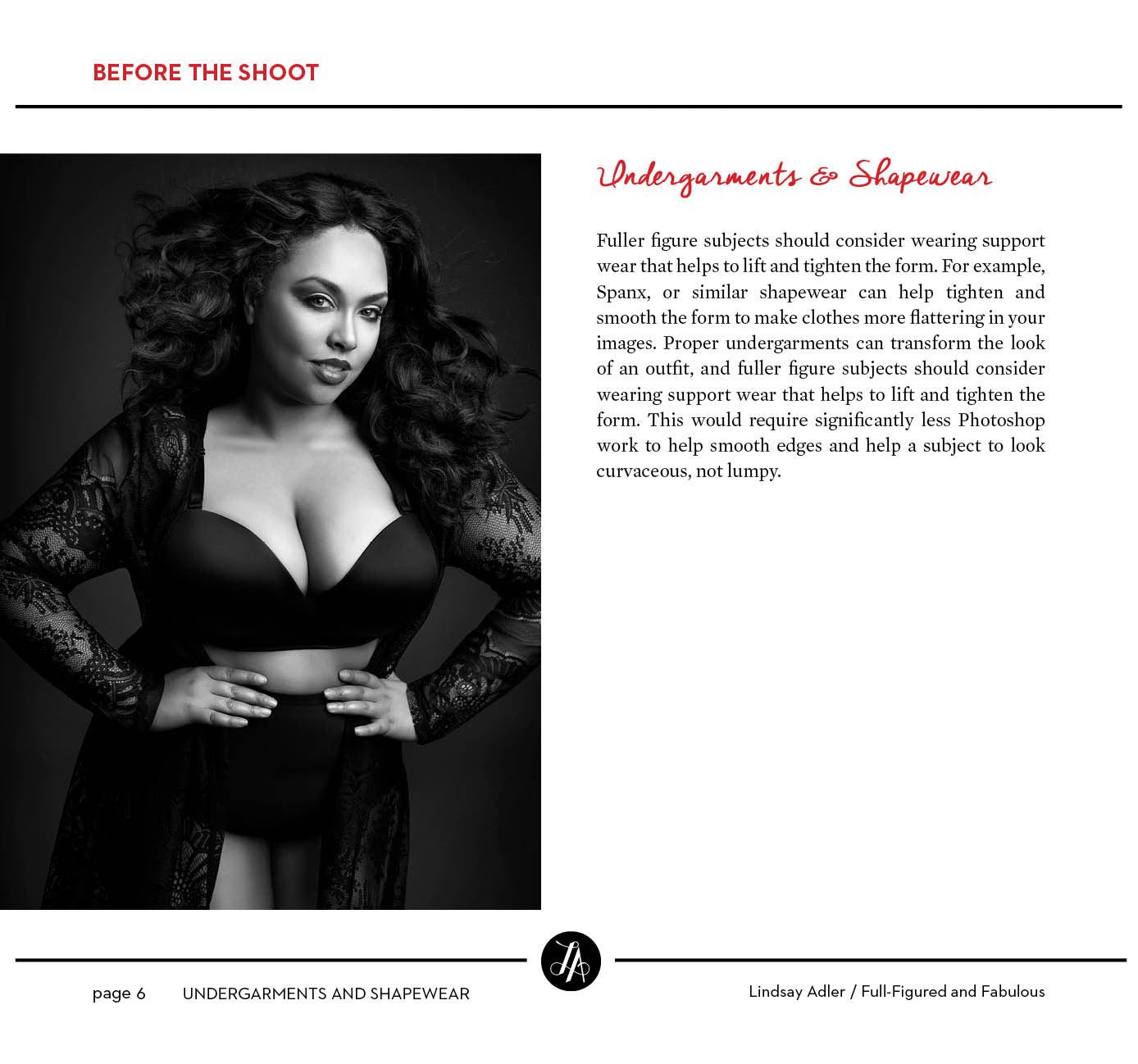 Lindsay Adlers Full Figured And Fabulous E Book