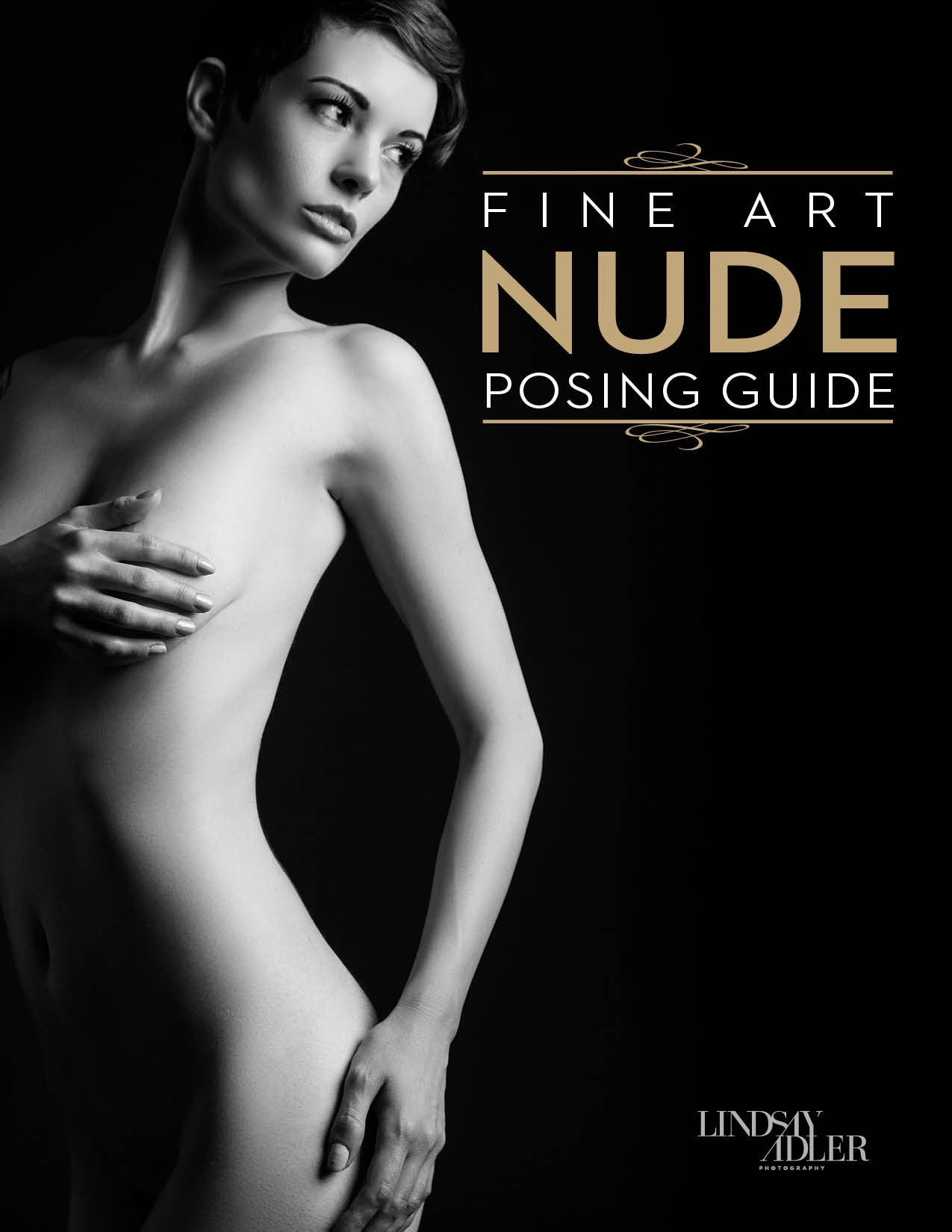 nude women posing photo books