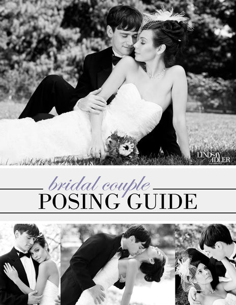The Bridal Couple Posing Guide
