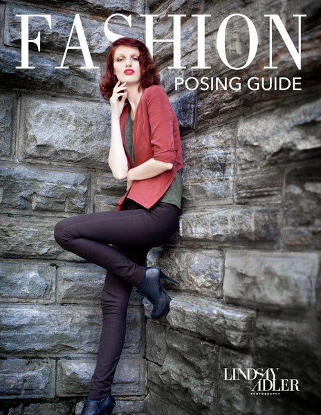 Fashion Posing Guide