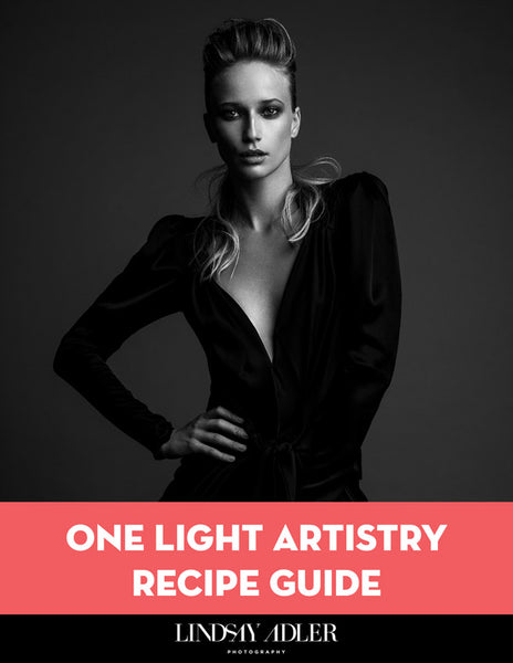 One Light Artistry Recipe Guide