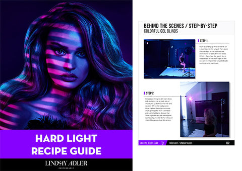 Lighting Recipe Guide Bundle