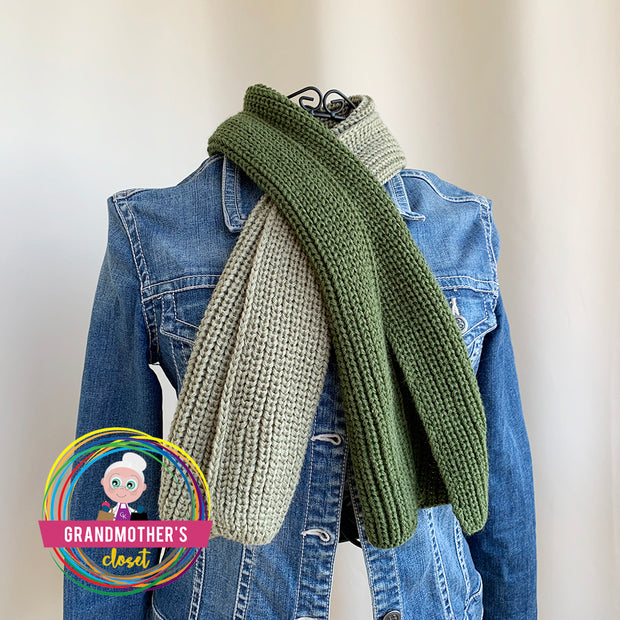 Knitted Neck Scarves - $24 PROMO FREE SHIPPING