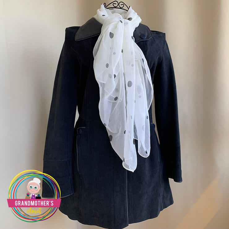 Polka Dot Silky Style Scarves - $29 PROMO FREE SHIPPING TODAY