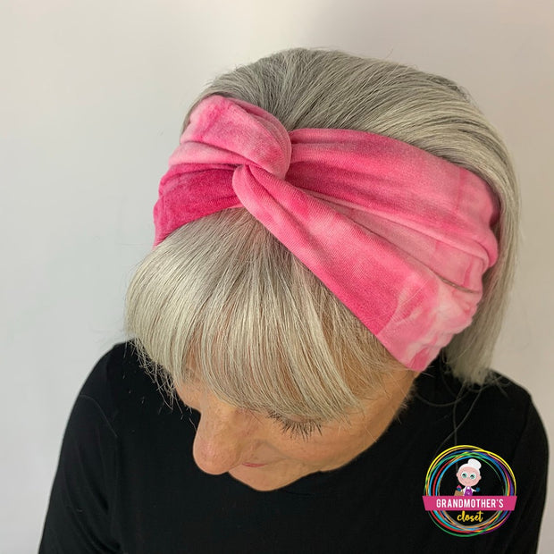 Soft Boho Tie Dye Headbands - Set of 9 Colors - $64.00!