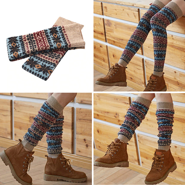 Over The Knee Leg Warmers - $28 FREE SHIPPING INCLUDED