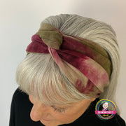 Soft Tie Dye Headbands - Set of 9 Colors - $64.00!