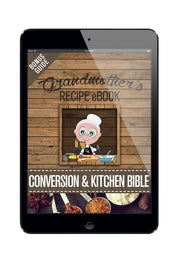 Bonus Guide - Grandmothers Conversion Bible