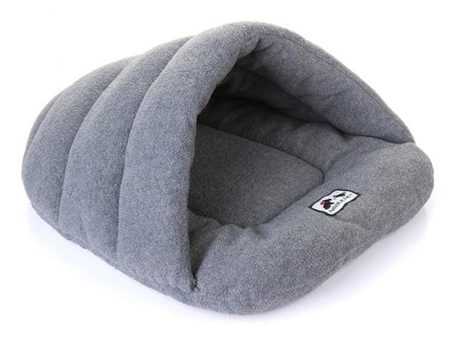 Cozy Cave Beds For Cats and Dogs - Grey / 58X68CM
