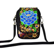 Embroidered Purse - $26 PROMO FREE SHIPPING - C / United States