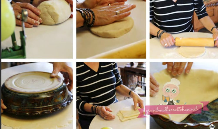 Grandmothers Recipe Collection of 3 eBooks