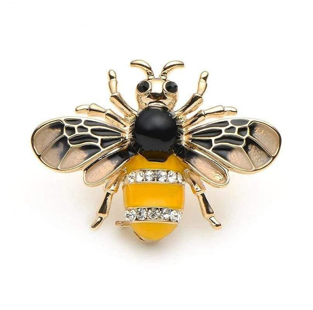 Honey Bee Brooch - $19 FREE SHIPPING PROMO