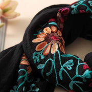 Light Embroidered Scarves - $14 PROMO FREE SHIPPING TODAY ONLY