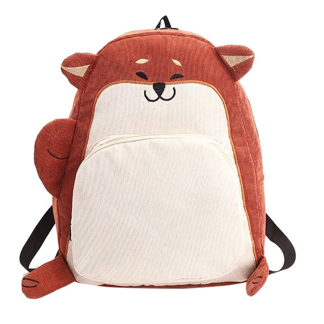 Kids Animal Soft Back Pack - $38 PROMO FREE SHIPPING