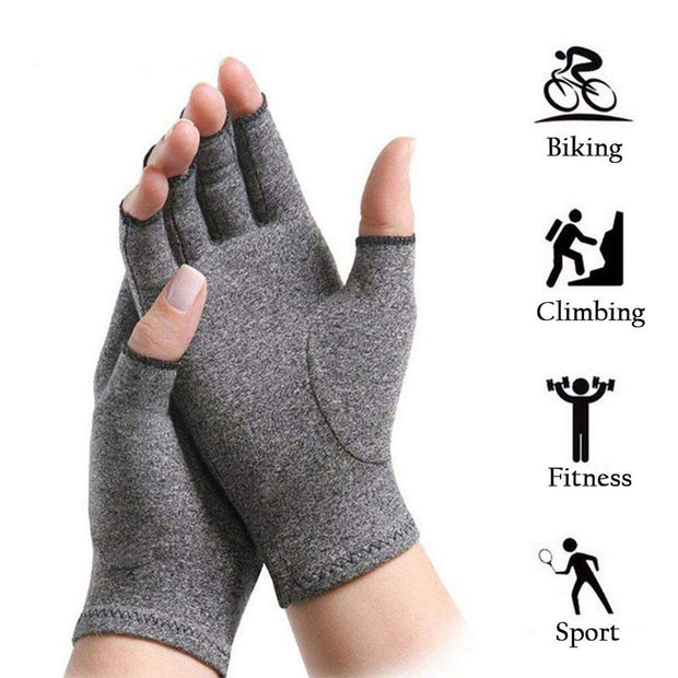 Compression Wrist Support Gloves - $27 PROMO FREE SHIPPING