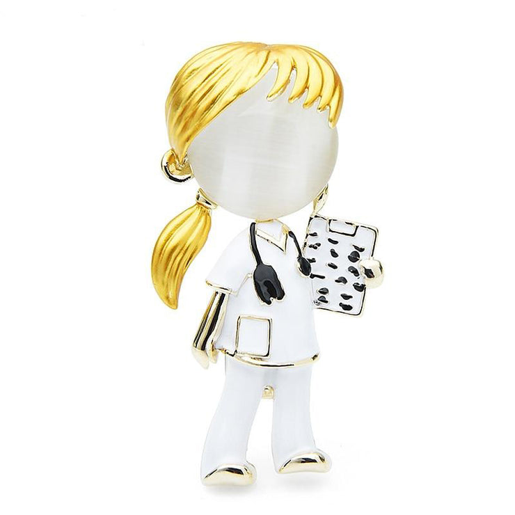 Nurse Brooch - $27.99 PROMO FREE SHIPPING
