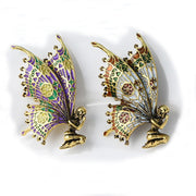 Magical Fairy Friend Brooch - $27.99 PROMO FREE SHIPPING
