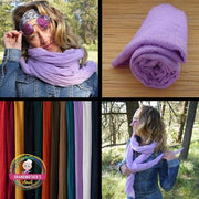 The Perfect Scarf - $7 PROMO FREE SHIPPING TODAY ONLY - Lilac