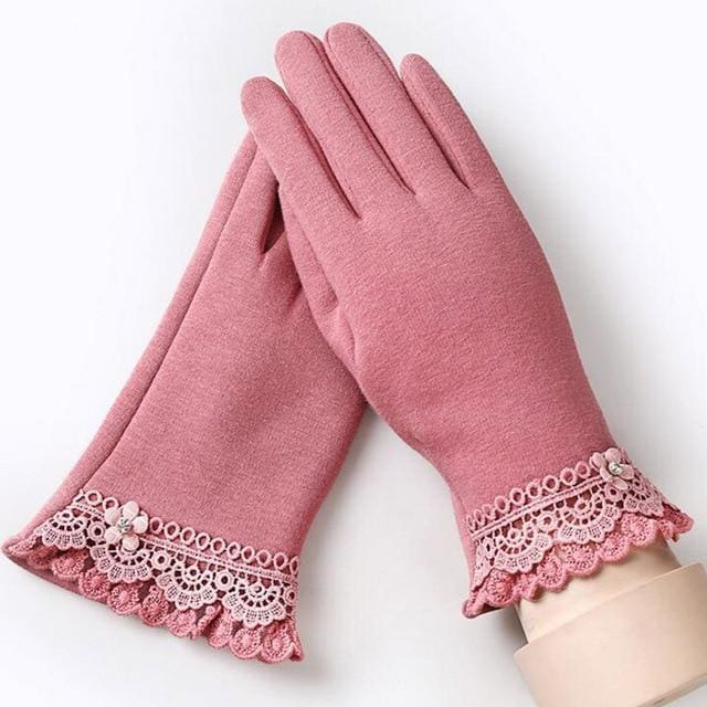 Womens Touch Screen Gloves