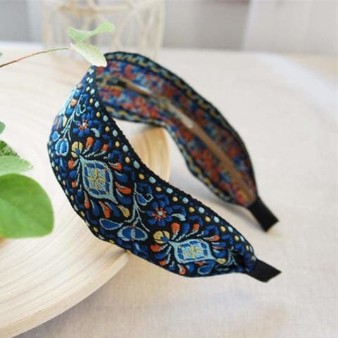 Sweet Embroidered Headbands - $16 PROMO FREE SHIPPING TODAY