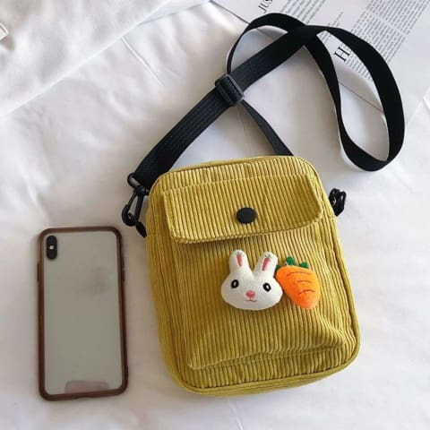 Bunny Style Shoulder Bag - $18 PROMO FREE SHIPPING TODAY