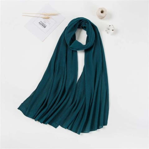 Soft Ribbed Scarf - $18 PROMO FREE SHIPPING TODAY