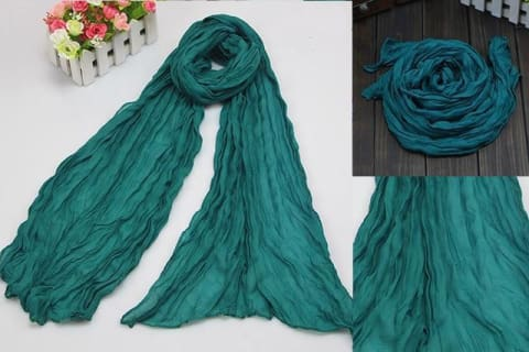 The Krinkle Scarf - $15 PROMO FREE SHIPPING TODAY