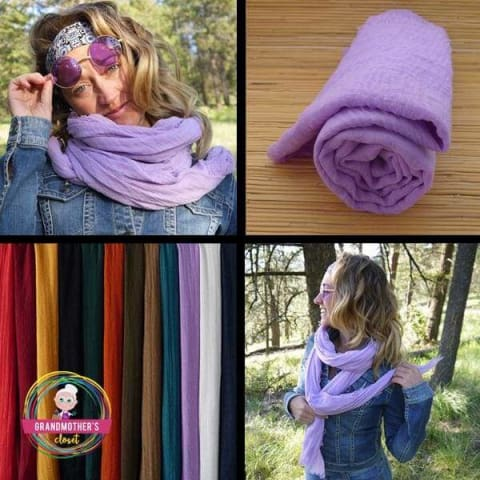 The Perfect Scarf - $16 PROMO FREE SHIPPING TODAY