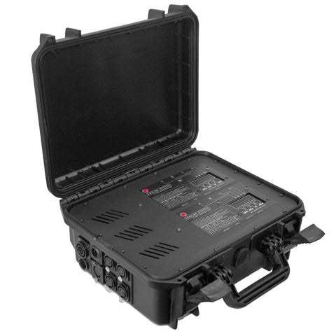 CBL Bi-Color 4-Head Controller in Pelicase