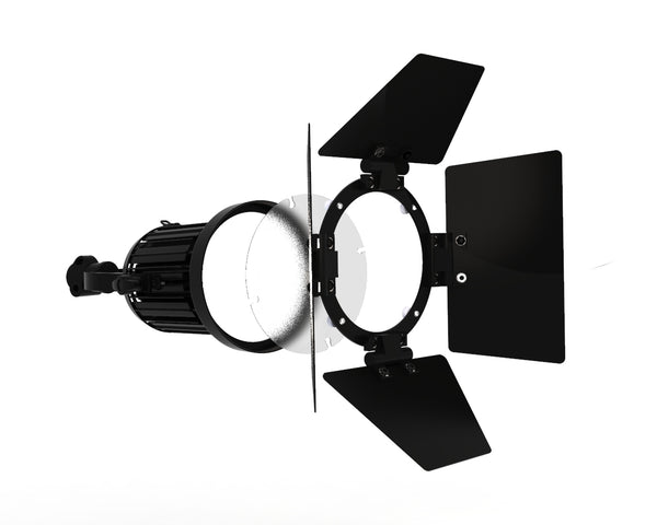 Compact Beamlight Prismatic Ecliptic Diffuser