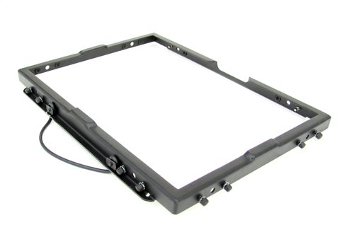 Area 48 LED Detachable Barndoor Frame