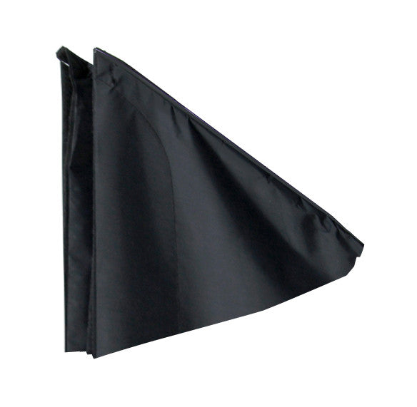 Flyer LED triangular Black Out Skirt