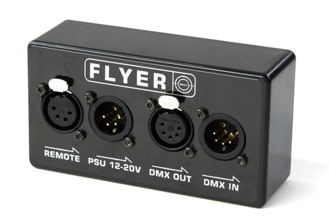 Flyer LED DMX Adapter