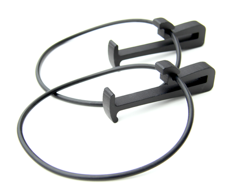 Area 48 LED Dual PSU Clamps
