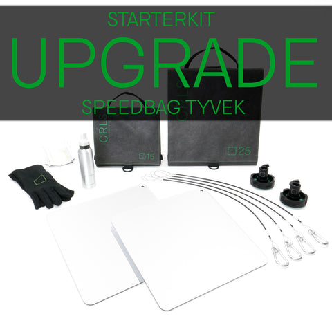 CRLS Starter Upgrade Kit to Tyvek Speedbags